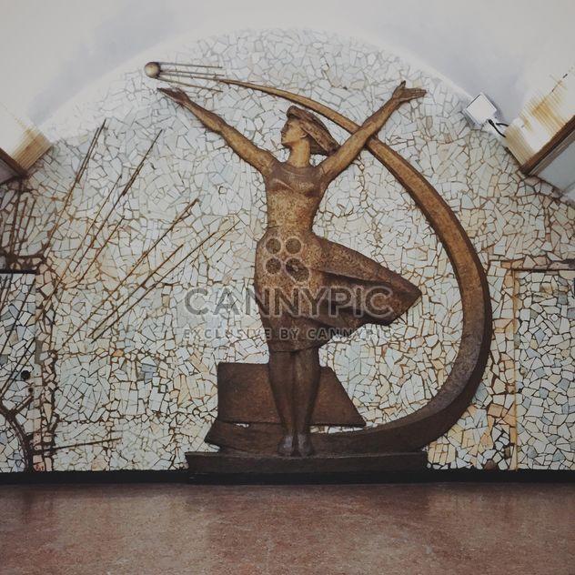 interior sabway station Politekhnichnyi Instytut - image gratuit(e) #365117