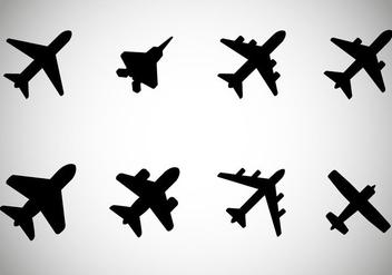 Free Air Planes Vector - Kostenloses vector #365707