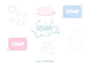 Soap Suds Vector - Kostenloses vector #366477