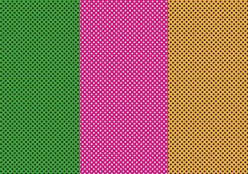 Free Pink Dot Vector - Kostenloses vector #367187