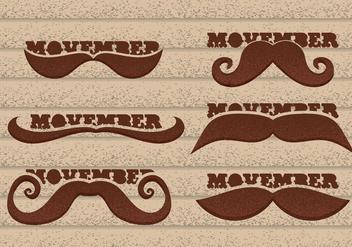 Movember Vector - Free vector #367487