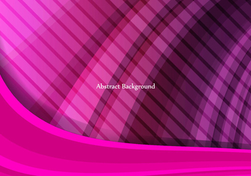 Free Vector Modern Pink Background - vector gratuit #371897