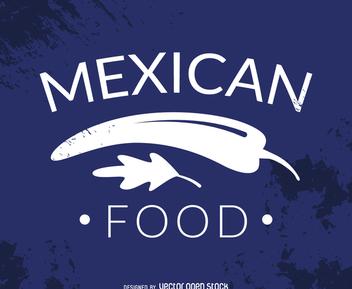 Hispter mexican food logo - Free vector #372517