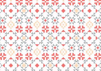 Motif Geometric Pattern - Free vector #375127
