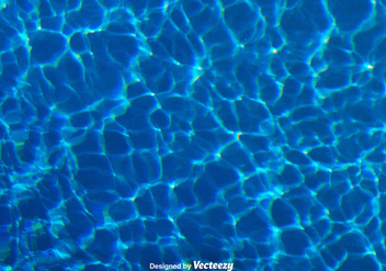 Vector Realistic Water Texture - Free vector #375737