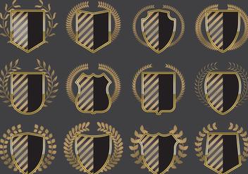 Blason Shields - Kostenloses vector #377257