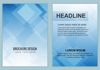 Free Vector Business brochure - Free vector #377647