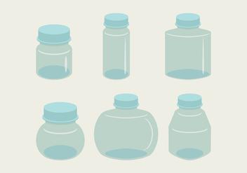 Vector Jars - vector #377787 gratis
