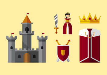 Vector Kingdom - vector #378137 gratis