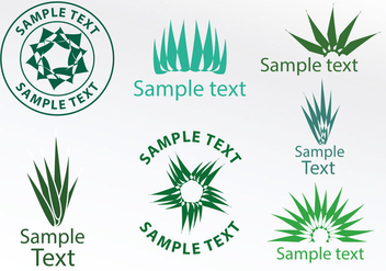 Logos Maguey - Free vector #379577