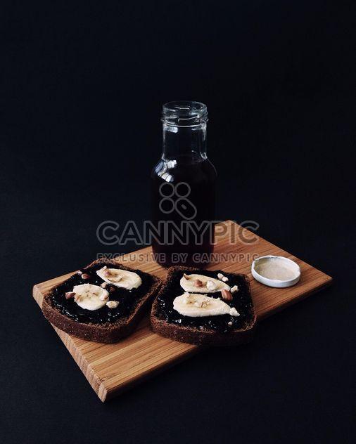 Джем бутерброды - бесплатный image #379967