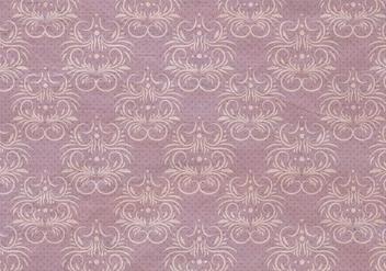 Free Vector Western Flourish Seamless Pattern - vector #382067 gratis