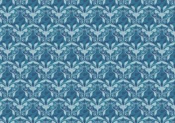 Free Vector Western Flourish Pattern - vector gratuit #382787