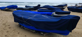 Winter boats Fuengirola Costa del Sol Spain - Free image #383507