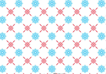 Traditional Ornament Tiles Background - vector gratuit #383967
