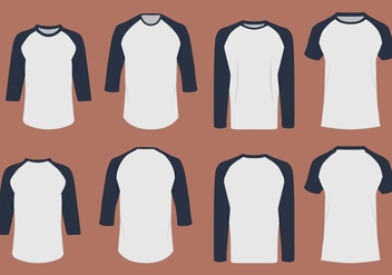 T-shirt Design Template - Free vector #385407