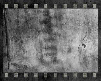 B&W film texture - image #386937 gratis
