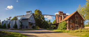 Abandoned farm - Free image #389507