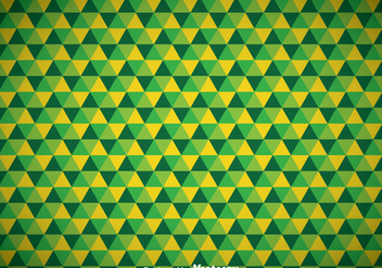 Abstract Triangle Green Background - vector #390307 gratis
