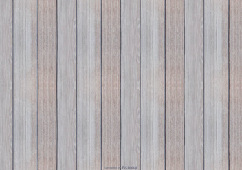 White Vector Wood Background - Free vector #391347