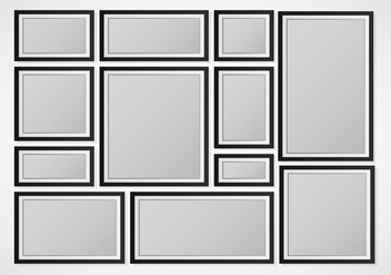 Composite Empty Frame - Free vector #393887