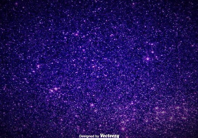 Elegant Purple Magic Dust Background - Vector Glowing Pixie Dust - бесплатный vector #393907