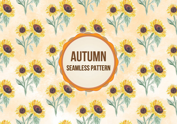 Free Vector Autumn Background - Free vector #393927