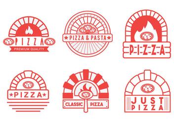 Pizza Oven Vector - vector gratuit #393977