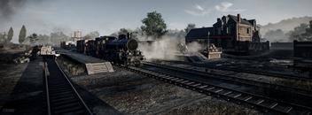 Battlefield 1 / Trainyard - Free image #395847