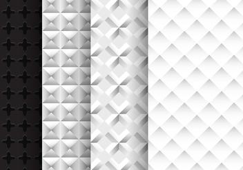 Set Of Texture Vector - Kostenloses vector #396347