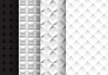 Set Of Texture Vector - Free vector #396347