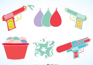 Festival Songkran Vector - Free vector #396767