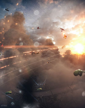 Battlefield 1 / Fire Away - Free image #397597