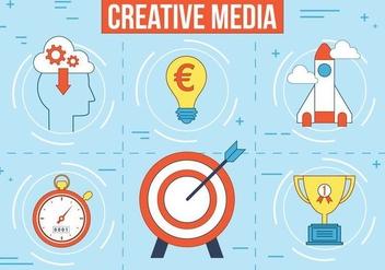 Free Creative Vector Media - Kostenloses vector #398567