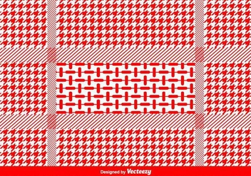 Vector Keffiyeh Vector Pattern - бесплатный vector #398737