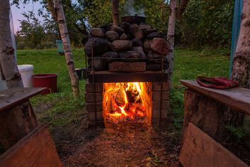 Smoke Sauna - image #399217 gratis