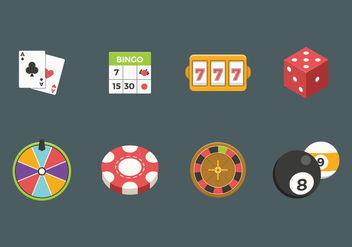 Free Casino Vector - Kostenloses vector #399757