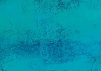 Blue Grunge Texture - бесплатный vector #399877
