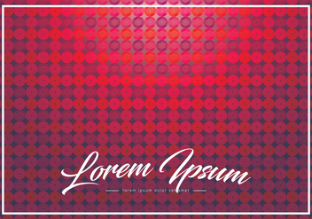 Sequin Background Event Template - vector #402507 gratis