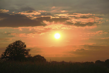 Sunset - Kostenloses image #403267