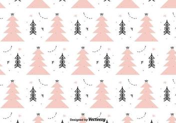 Winter Background Vector - Kostenloses vector #404337