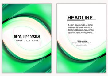Free Vector Business Brochure - Free vector #405167