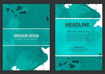 Free Vector Business Brochure - Free vector #405207