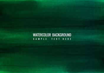Free Vector Watercolor Background - Free vector #405217