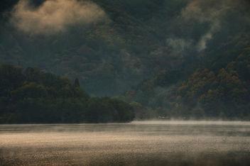 Hazey lake - image gratuit #405317