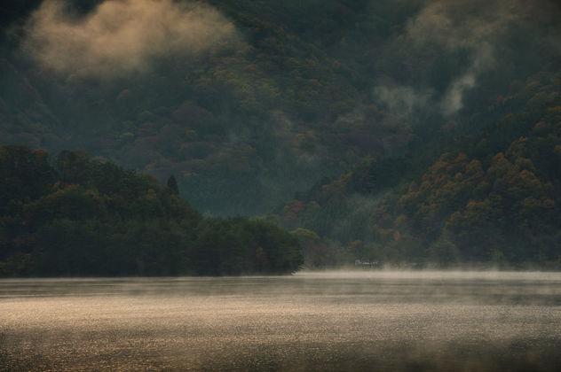 Hazey lake - image #405317 gratis