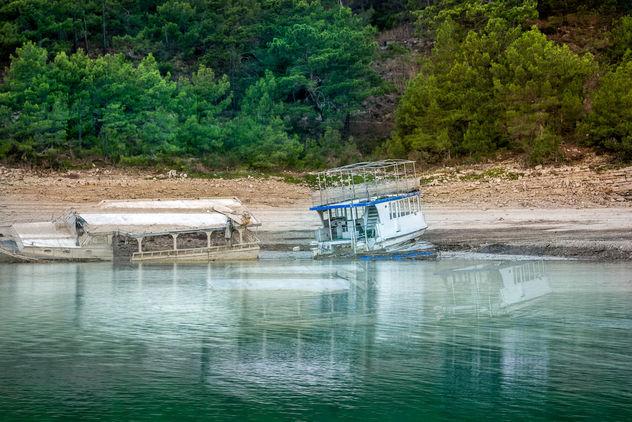 HDR boat - image #405607 gratis