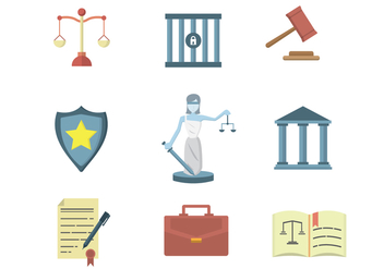 Free Law Vector - vector #406327 gratis