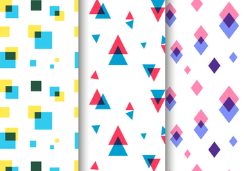 Free Geometric Pattern Vector - бесплатный vector #407287