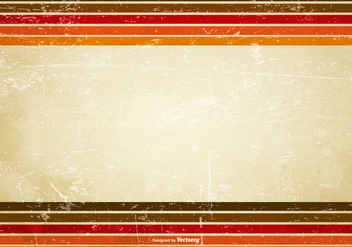 Retro Style Grunge Background - Free vector #408937